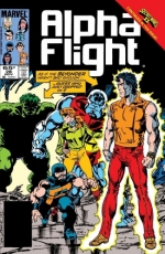 Alpha Flight # 28