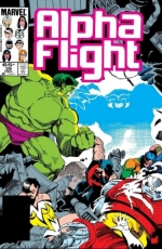 Alpha Flight # 29