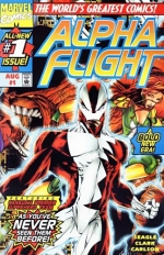 Alpha Flight vol 2 # 1