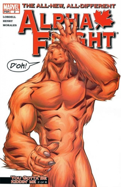 Alpha Flight vol 3 # 2