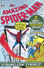 Amazing Spider-Man vol 1 # 1