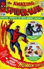 Amazing Spider-Man vol 1 # 8