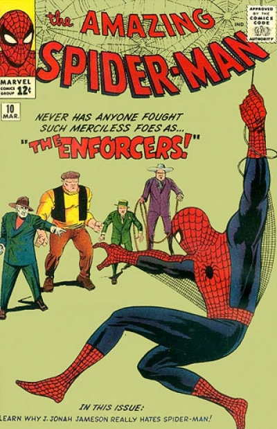 Amazing Spider-Man vol 1 # 10