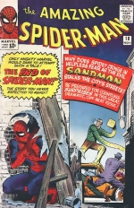 Amazing Spider-Man vol 1 # 18