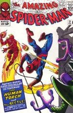 Amazing Spider-Man vol 1 # 21