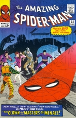 Amazing Spider-Man vol 1 # 22
