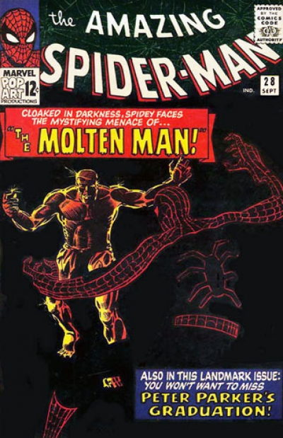 Amazing Spider-Man vol 1 # 28