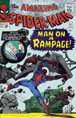 Amazing Spider-Man vol 1 # 32