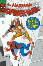 Amazing Spider-Man vol 1 # 34