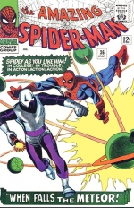 Amazing Spider-Man vol 1 # 36