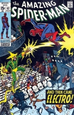 Amazing Spider-Man vol 1 # 82
