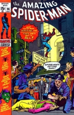 Amazing Spider-Man vol 1 # 96