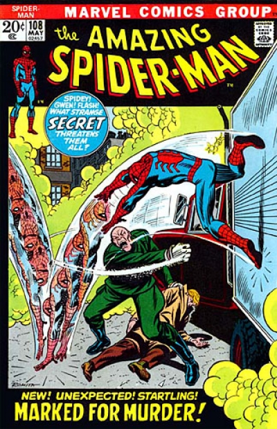 Amazing Spider-Man vol 1 # 108