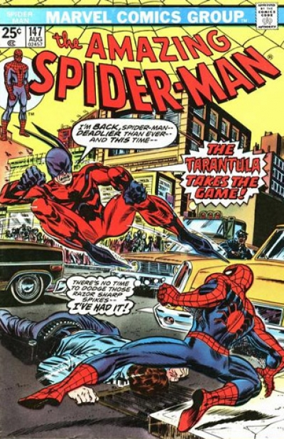 Amazing Spider-Man vol 1 # 147