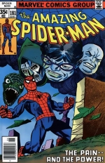 Amazing Spider-Man vol 1 # 181