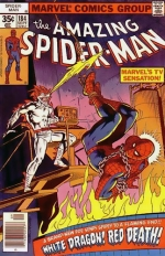 Amazing Spider-Man vol 1 # 184