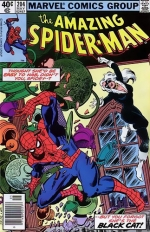 Amazing Spider-Man vol 1 # 204