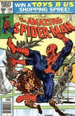 Amazing Spider-Man vol 1 # 209