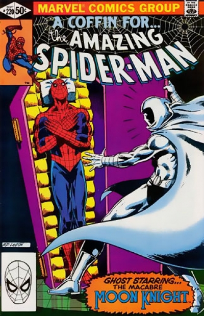 Amazing Spider-Man vol 1 # 220