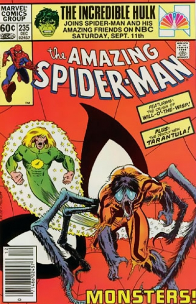 Amazing Spider-Man vol 1 # 235