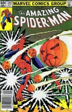 Amazing Spider-Man vol 1 # 244