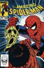 Amazing Spider-Man vol 1 # 245