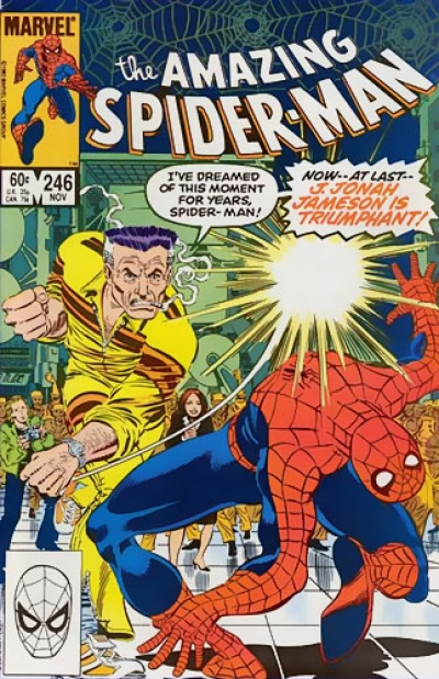 Amazing Spider-Man vol 1 # 246