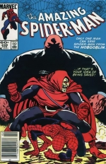 Amazing Spider-Man vol 1 # 249