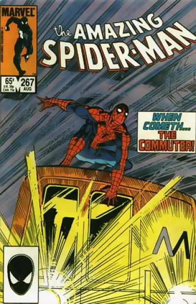 Amazing Spider-Man vol 1 # 267