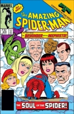 Amazing Spider-Man vol 1 # 274