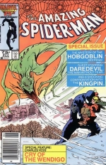 Amazing Spider-Man vol 1 # 277