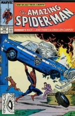 Amazing Spider-Man vol 1 # 306