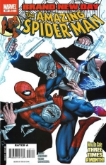 Amazing Spider-Man vol 1 # 547