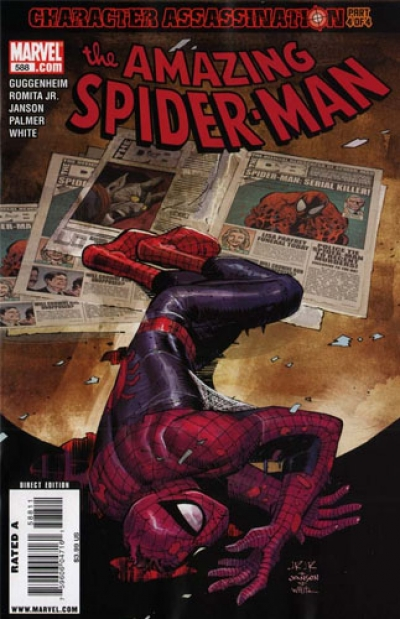 Amazing Spider-Man vol 1 # 588