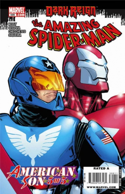 Amazing Spider-Man vol 1 # 599