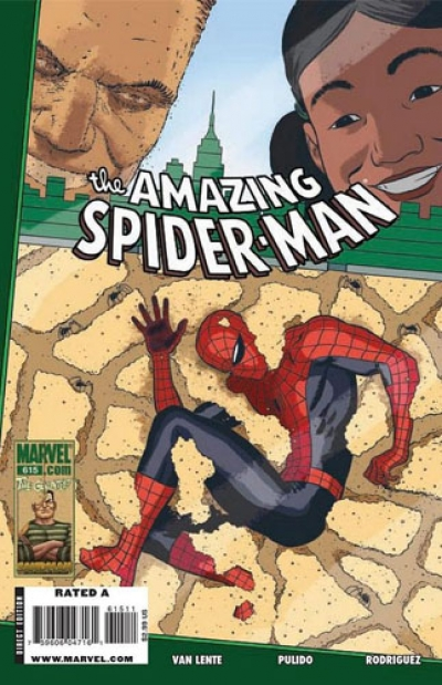 Amazing Spider-Man vol 1 # 615