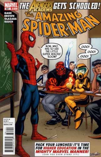 Amazing Spider-Man vol 1 # 661