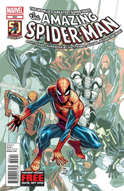 Amazing Spider-Man vol 1 # 692