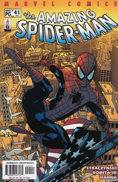 Amazing Spider-Man vol 2 # 41