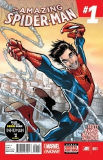 Amazing Spider-Man vol 3 # 1