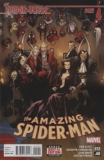 Amazing Spider-Man vol 3 # 12