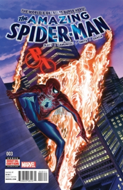 Amazing Spider-Man vol 4 # 3
