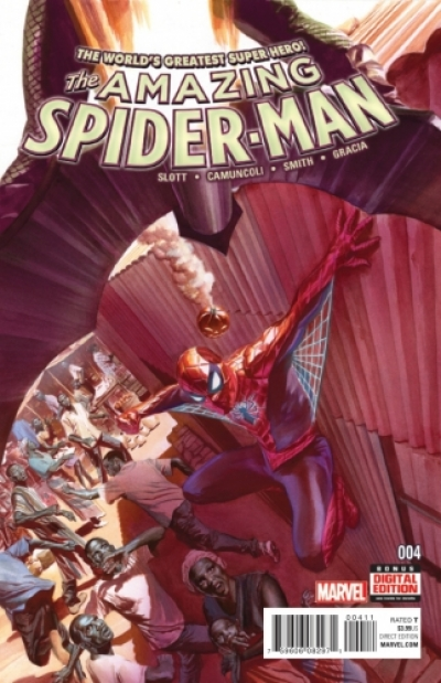 Amazing Spider-Man vol 4 # 4