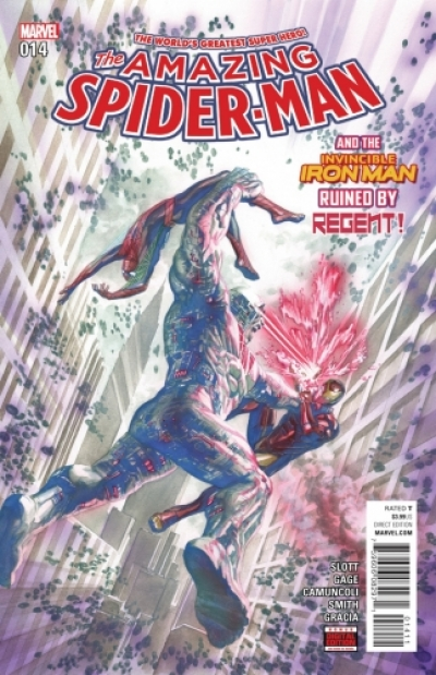 Amazing Spider-Man vol 4 # 14