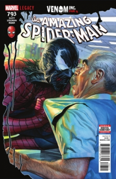 Amazing Spider-Man vol 4 # 793