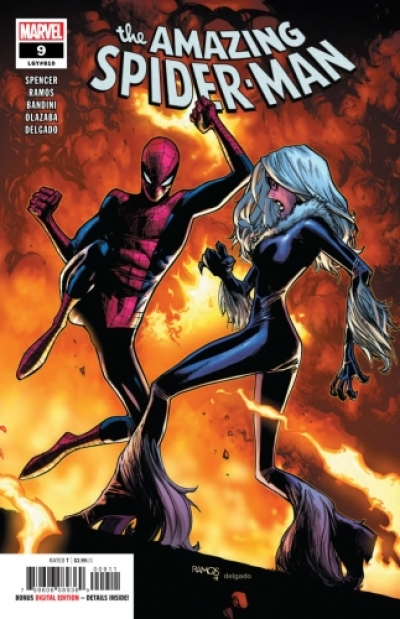 Amazing Spider-Man vol 5 # 9