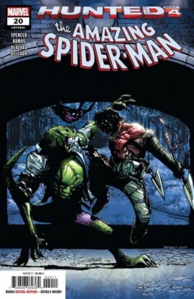 Amazing Spider-Man vol 5 # 20