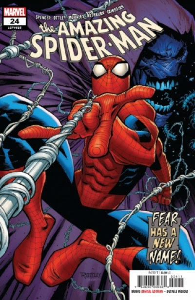 Amazing Spider-Man vol 5 # 24