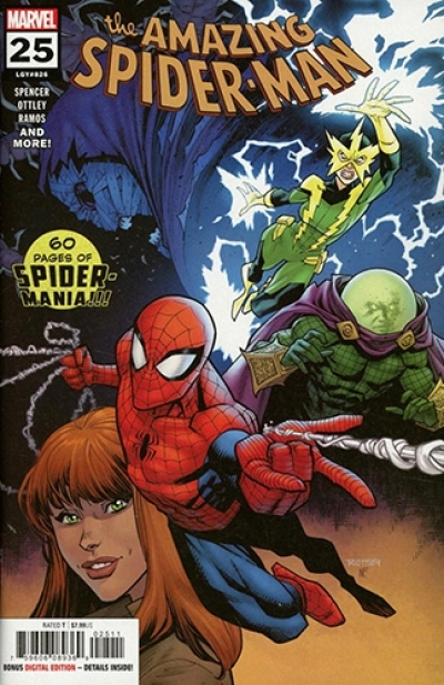 Amazing Spider-Man vol 5 # 25