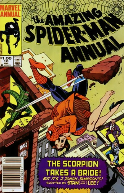 Amazing Spider-Man Annual # 18